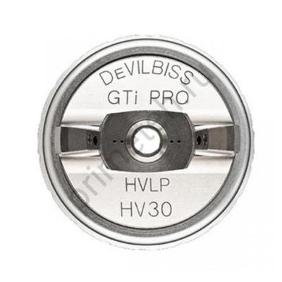 DeVILBISS PRO-102-HV30-K, Воздушная голова НV30 - HVLP сборе к краскораспылителю GTiPRO LITE