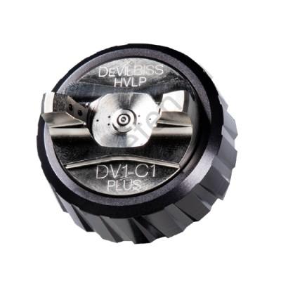 "DeVILBISS 704434, Воздушная голова ""С+"" лаковая для DV1"