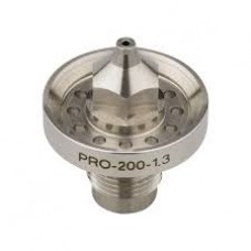 DeVILBISS PRO-200-**-K, Сопло к краскораспылителю GTiPRO, GTIPRO LITE размеры 1,2; 1,3; 1,4; 1,6; 1,8; 2,0 мм (верхний бачок)