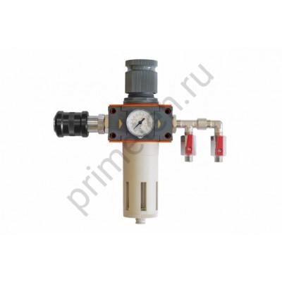 DeVILBISS DVFR-3Lite, фильтр-влагомаслоотделитель для сжатого воздуха
