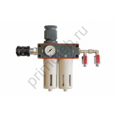 DeVILBISS DVFR-2, фильтр-влагомаслоотделитель для сжатого воздуха