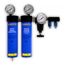 Huberth RP106002, фильтр воздушный влагомаслоотделительный двухступенчатый с редуктором