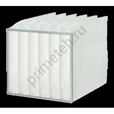 PRIME G4-287х592-200, Фильтр карманный воздушный, 3 кармана
