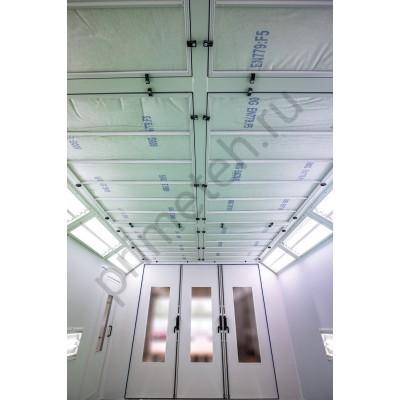 Фильтры потолочные (комплект для покрасочных камер Garmat) PRIME LJA-600G 1,0х3,5м 7 штук