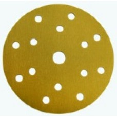 Диски HANKO DA321 Gold 150мм 15отв. Р1200 (100 шт.)