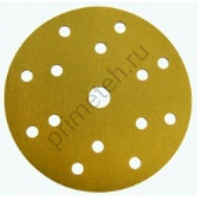 Диски HANKO DA321 Gold 150мм 15отв. Р40 (50 шт.)