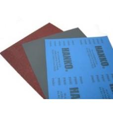 Бумага абразивная водостойкая Hanko 230x280мм Р1000, 1200, 1500 (100 шт.)