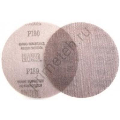 Диски HANKO SC442 Net Maroon 150мм P180, 240, 320, 360, 400, 500, 600, 800 (50 шт.)