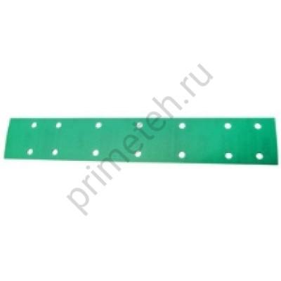 Полоски HANKO DC341 Film Green 81x133мм 8отв. Р240, 320 (100 шт.)