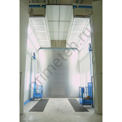 Reglo Wall-Man 600/100 подъемная платформа с пневмоприводом
