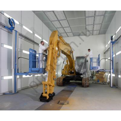 Reglo Wall-Man 800/100 подъемная платформа с пневмоприводом