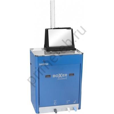 DRESTER Double Combo DB22C/DI22C, установка для мойки окрасочного оборудования с использованием воды и растворителя