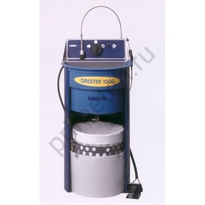 DRESTER 1000, установка для ручной мойки окрасочного оборудования с использованием воды