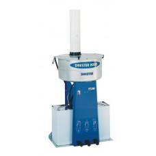 DRESTER 8000, установка для автоматической мойки окрасочного оборудования с использованием воды и растворителя