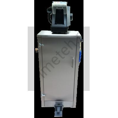 DRESTER QuickRinse QR-20, установка для быстрой мойки окрасочного пистолета с использованием растворителя