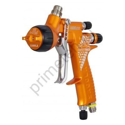 Краскопульт (краскораспылитель, покрасочный пистолет) пневматический SAGOLA 4600 TROPHY TRUCK