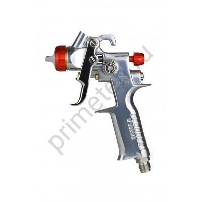 Мини-краскопульт (краскораспылитель, покрасочный пистолет) пневматический SAGOLA 475 XTECH