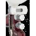 DeVILBISS GTi Pro окрасочный пистолет (краскопульт, краскораспылитель) с верхним бачком и цифровым манометром