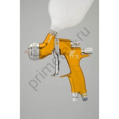 DeVILBISS GTi Pro LITE окрасочный пистолет (краскопульт, краскораспылитель) пневматический с верхним бачком