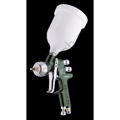 DeVILBISS PRi Pro грунтовочный окрасочный пистолет (краскопульт, краскораспылитель) с верхним бачком