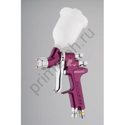 DeVILBISS SRi Pro миниатюрный окрасочный пистолет (краскопульт, краскораспылитель) с верхним бачком