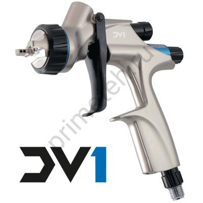 DeVILBISS DV1-U-000-13-B, окрасочный пистолет (краскопульт, краскораспылитель) пневматический для базы