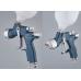 DeVILBISS PRi Pro Lite грунтовочный окрасочный пистолет (краскопульт, краскораспылитель) с верхним бачком