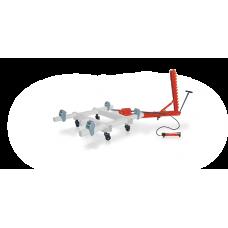 SIVER А-110, Рихтовочный стенд (стапель)