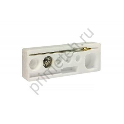 Комплект игла+сопло 1,0 для краскопультов 3300 GTO, SAGOLA 10011187