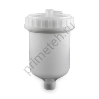 Бачок 0,65л пластиковый для краскопультов 4600 Xtreme, SAGOLA 56418432