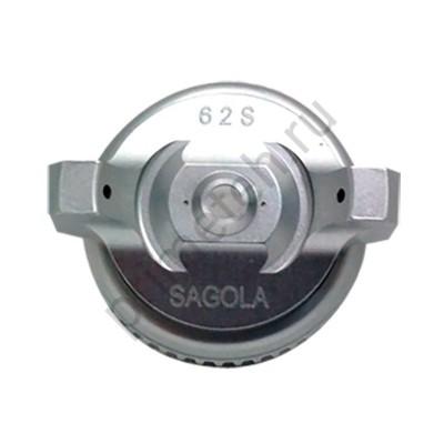 Воздушная голова 62S для краскопультов 3300 GTO, SAGOLA 56418647