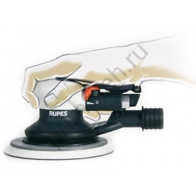 RUPES SCORPIO RH 153A эксцентриковая пневматическая шлифовальная машинка