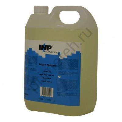 INP Quality Tacky coating 21220, Защитное липкое покрытие для стен покрасочных камер, 5л